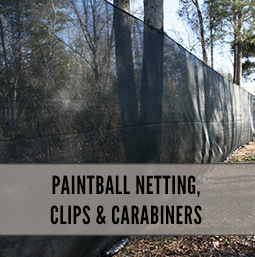 Paintball Netting