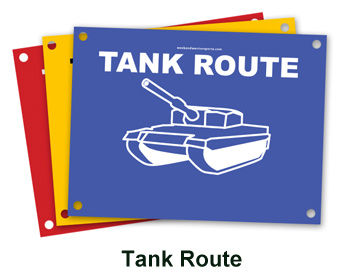 Tank Route