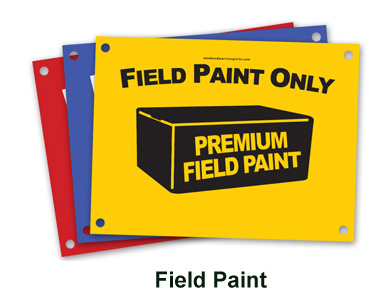 Field Paint Only