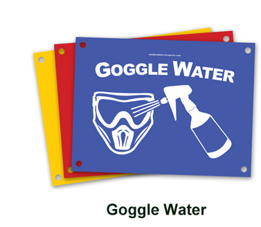Goggle Water